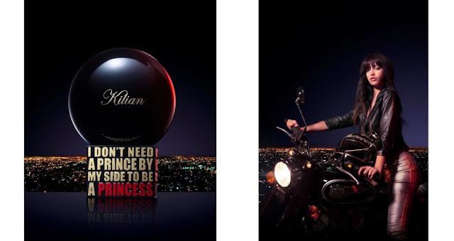 Kilian Princess - materiały z kampanii