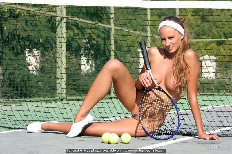 Порно фильм спортсменки по тенису