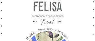 Concierto de lanzamiento de FELISA en Bogotá
