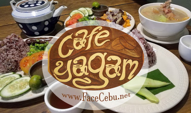 Cafe Yagam Dishes