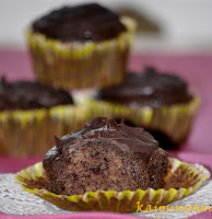Chocolate Devil Cup Cake