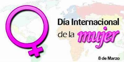 Gráfico por el Día Internacional de la Mujer a color