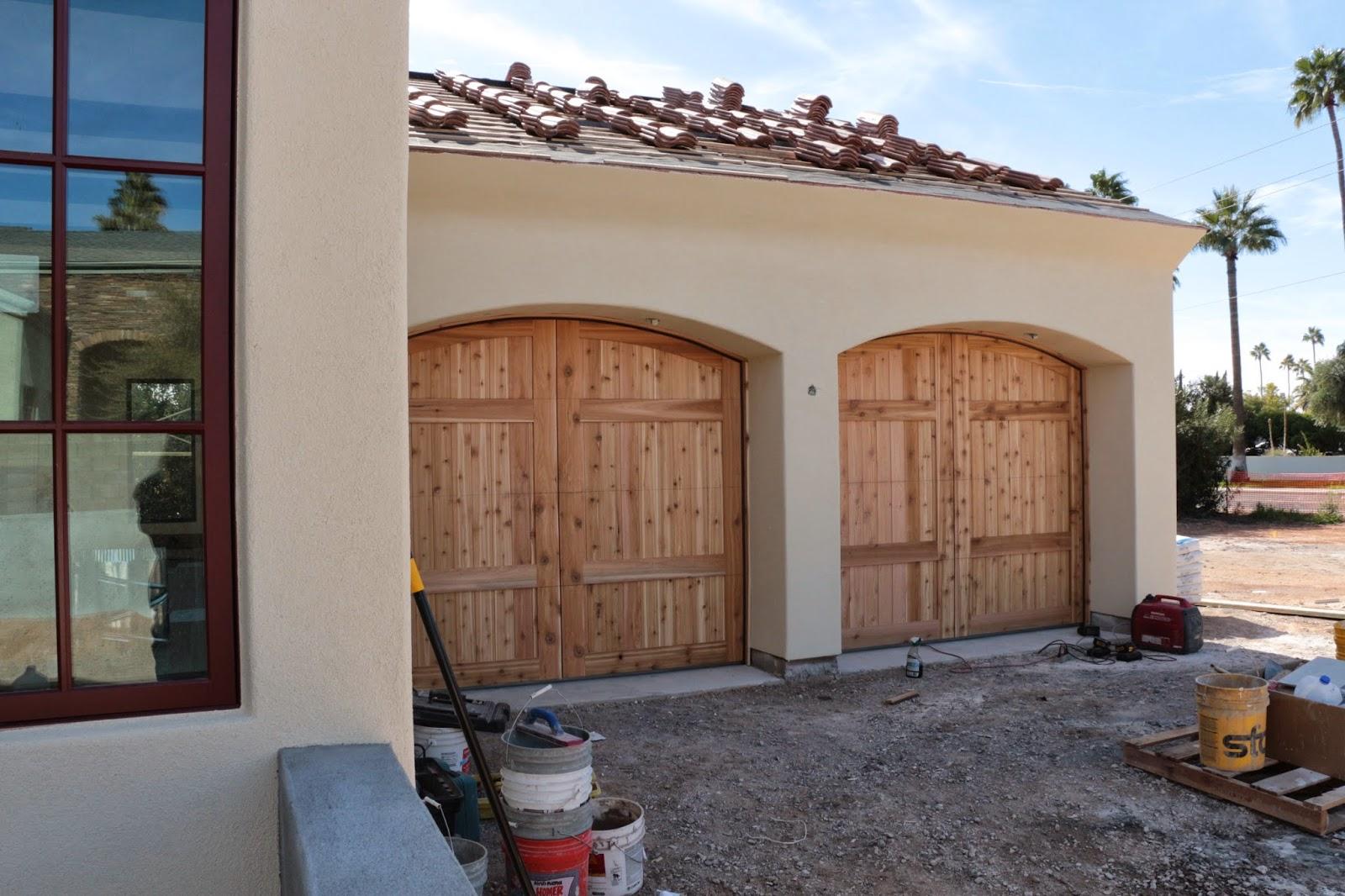 Dusty Coyote Garage Doors Roof Amp Tile Floor