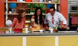 ¿Qué hay de comer?, programa de cocina de Azteca trece, 2016 | Ximinia