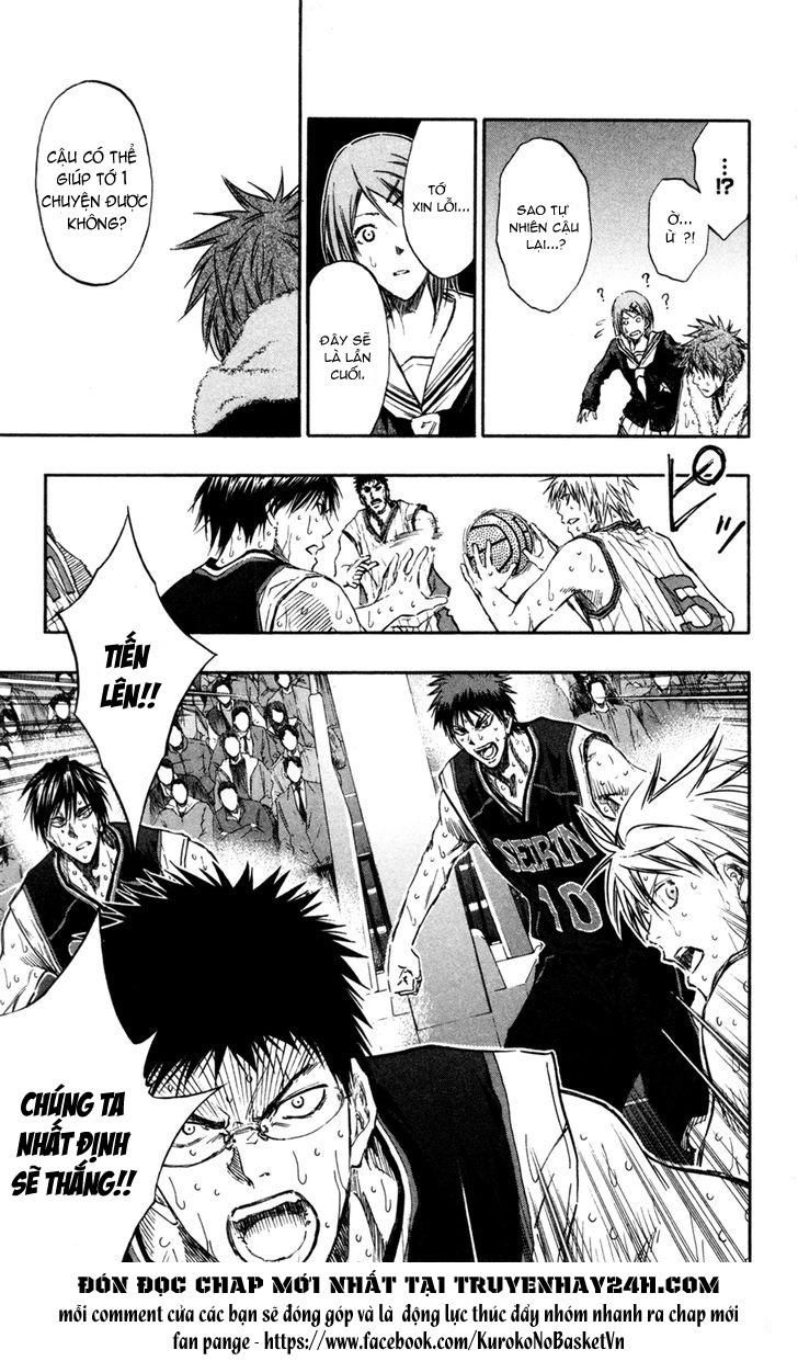 Kuroko No Basket chap 160 trang 18