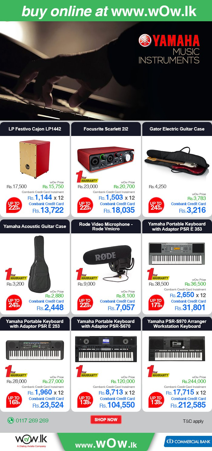 http://www.wow.lk/mall/buyonline/musical-instruments/?Ns=sku.inventoryAvailability%7C0&utm_source=dailymail&utm_medium=newsletter&utm_campaign=musicinstruments