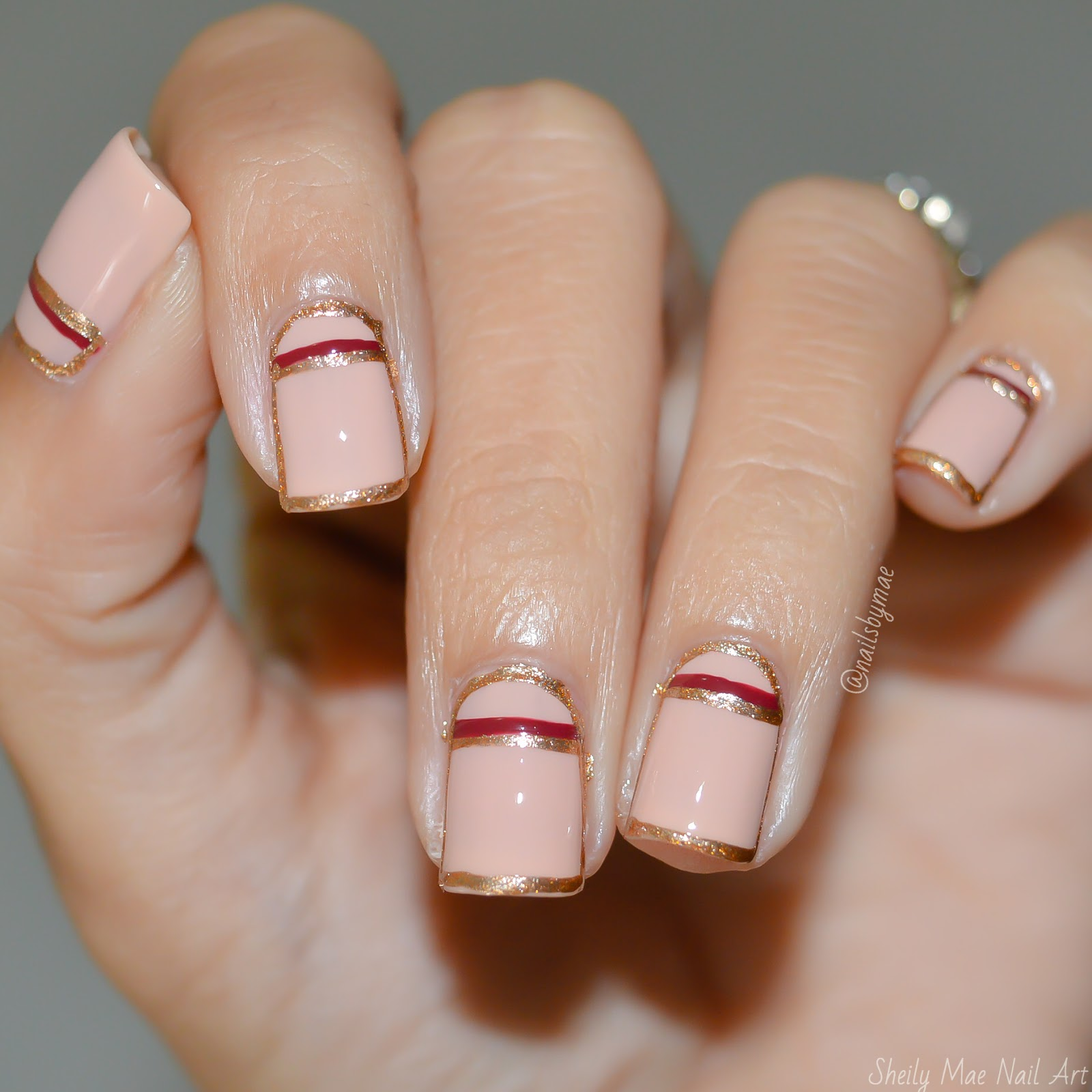 3 Easy Nail Designs You Should Try This Fall - Sheily Mae Nail Art