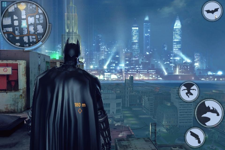 Скачать Игру Бэтмен Темный Рыцарь На Андроид - фото 6