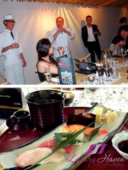 hashi japanese restaurant chef tadashi takahashi sushi review