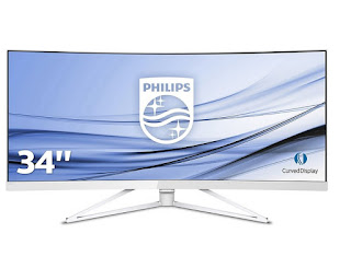 monitor Philips 349X7FJEW