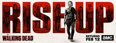 The Walking Dead: il banner della seconda metà della 7^ Stagione