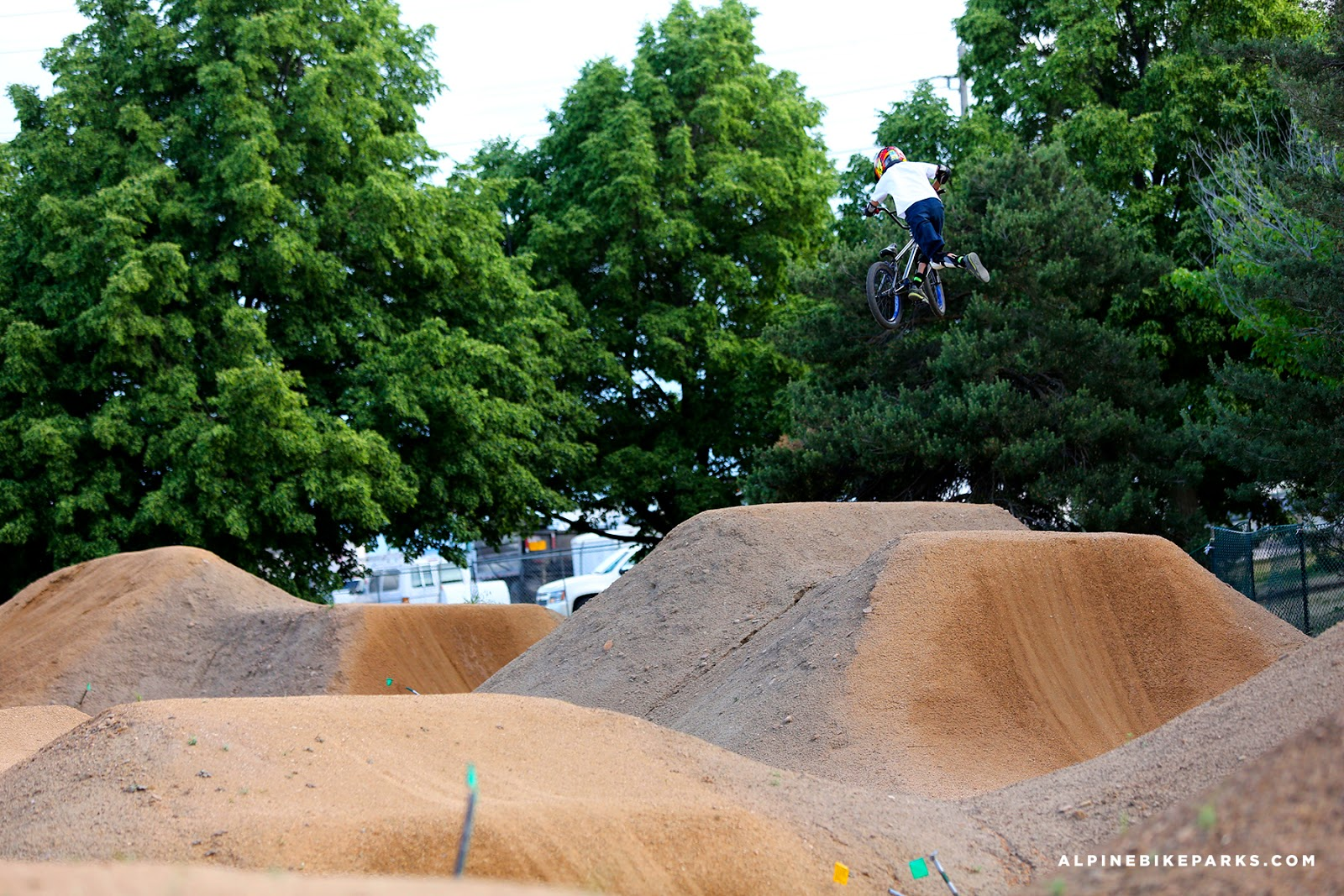 ALPINE BIKE PARKS: The Ruby Hill Bike Park Pre-Opening