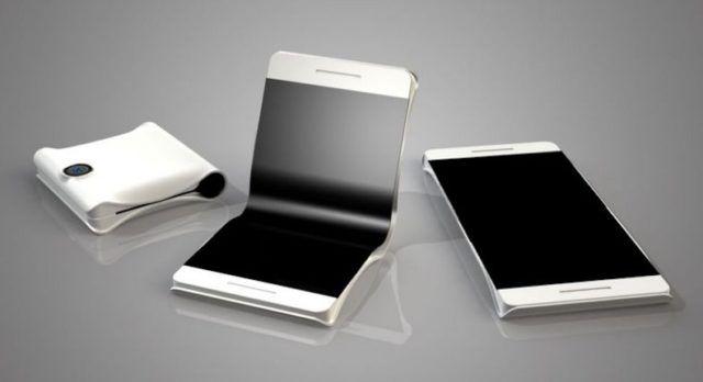 هاتف سامسونج الذكي ذو الشاشة القابلة للطي الذي طال انتظارة قادم في 2019 :تقرير