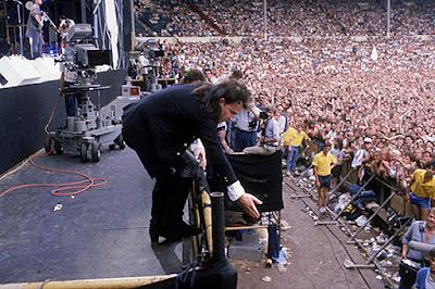 U2 at Live Aid July 13,1985