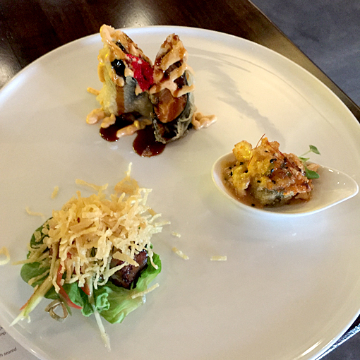 "Eight Sushi Lounge | ""By the Numbers"" 