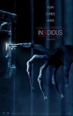 Insidious: The Last Key Poster