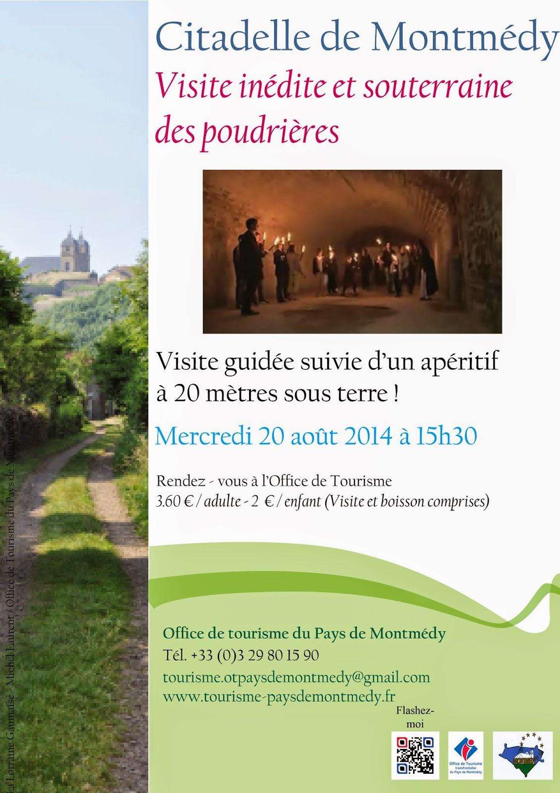 Le blog officiel de l 39 office de tourisme transfrontalier - Office du tourisme la souterraine ...