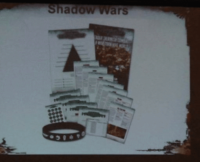 Shadow Wars Armagedddon