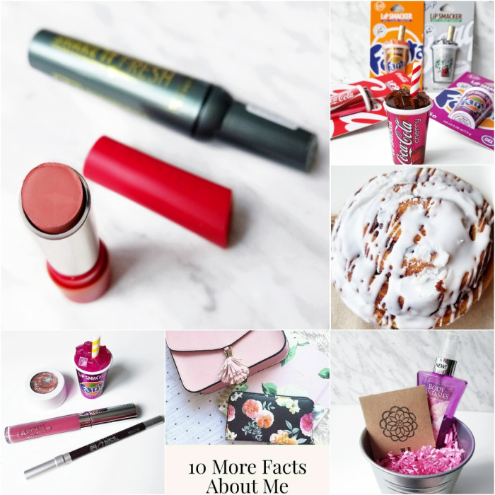 bbloggers, bbloggersca, canadian beauty bloggers, sc bloggers, southern blogger, instamonth, rimmel shake it fresh, mascara, matte lipstick, trendsetter, lipsmacker, cherry coke, panera cinnamon roll, body fantasies, soft peony