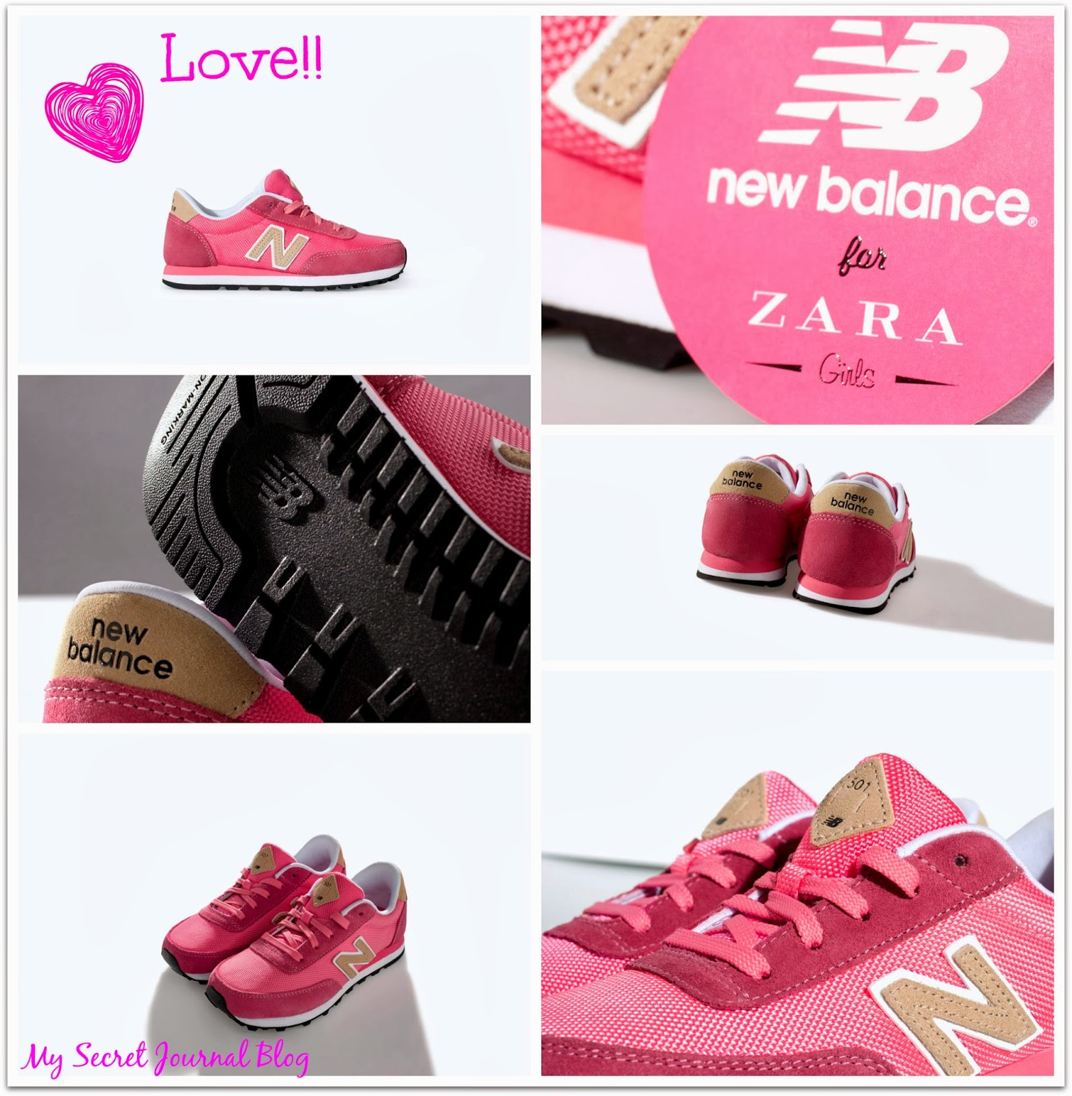 8b0e6ff8a new balance niños zara