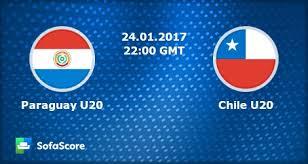 Paraguay U20 vs Chile U20 en Sudamericano Sub 20 Ecuador 2017