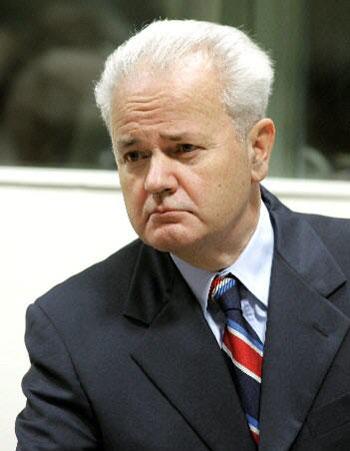 CirqueMinime/Paris: President Slobodan Milosevic Flipped ...