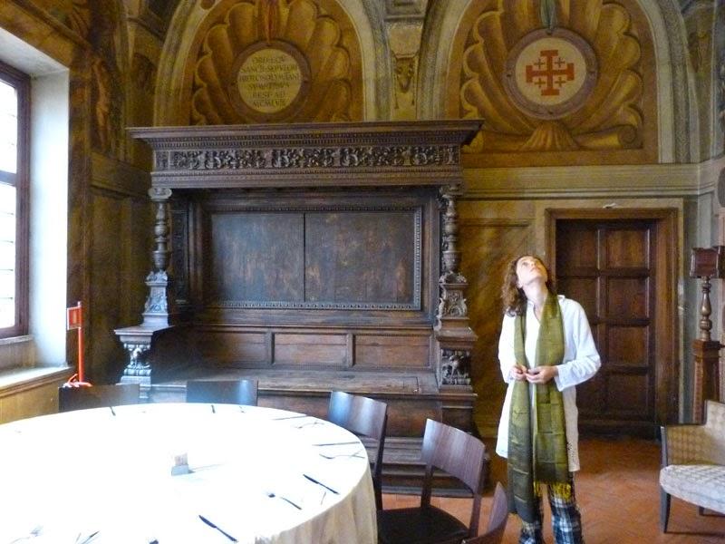hote columbus portugues5 - Hotel Columbus - onde ser recebido como um papa