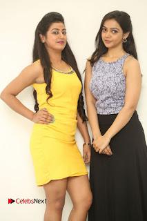 Nithya Shetty Santhoshi Tarunika Ramasakkanodu Movie Opening  0018
