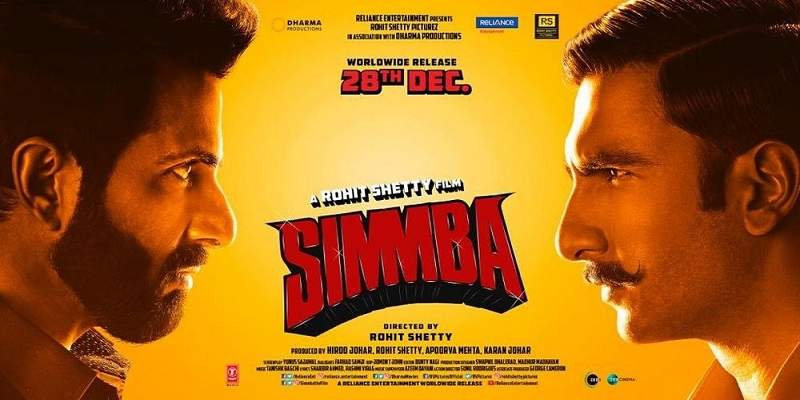 Simmba Box Office Collection Poster