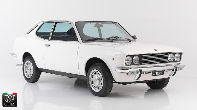 1973 Fiat 128 Sport Lusso - #Fiat #Sport #Lusso #classic_car