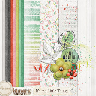 It's the Little Things by Kimeric Kreations
