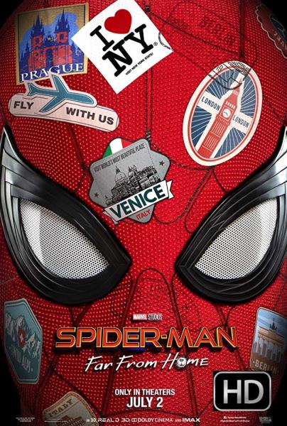 [Movie] Spider-Man: Far from Home (2019) 720p WEB-DL 900MB nItRo