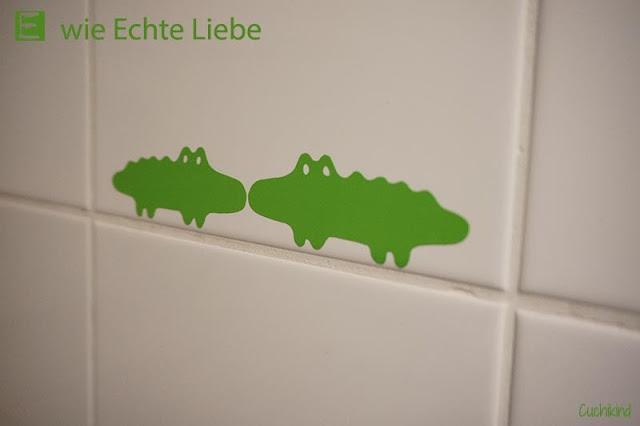 Cuchikind der mama diy blog frage foto freitag vom - Krokodil wandtattoo ...