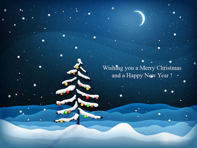 Christmas Wallpapers and Greetings - 7