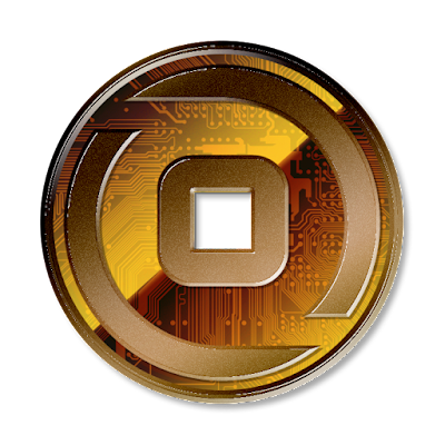 BitZeny新ロゴのフリー素材(銅貨ver)