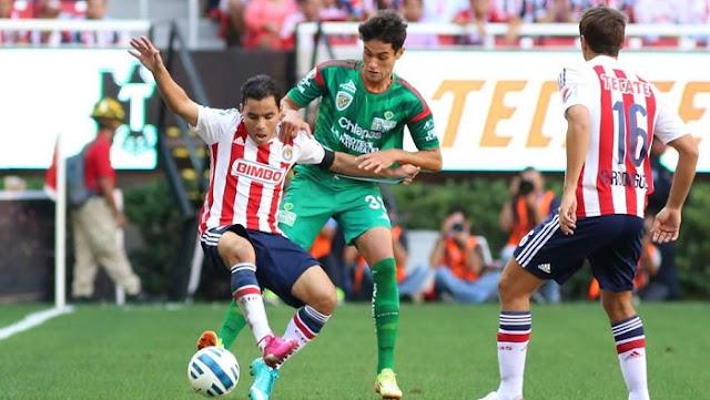 Chivas vs Jaguares Chiapas en vivo Copa MX Apertura 2016