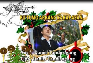 Lagu Natal Daniel Tandirogang Terbaru