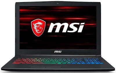MSI GF62 8RD-010XES