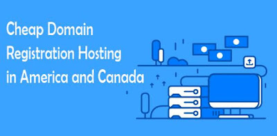 Cheap Domain Registration Hosting in America and Canada