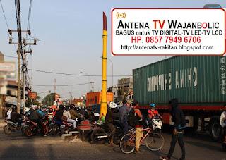 Jual ANTENA TV WAJANBOLIC  Cibitung Cikarang Barat