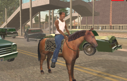 gta sa horse cheat xbox 360