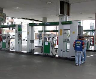 Petrobras aumenta litro da gasolina para as distribuidoras