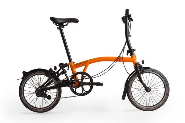 BROMPTON S2L Black Edition 2019 Folding Bike.Harga Rp. 22