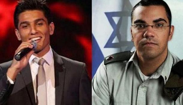 """افيخاي أدرعي """"لم يخجل من نفسه"""" ويرد على محمد عساف بعدما فضح ممارسات الاحتلال في غزة"""