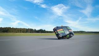 Cea mai rapida masina pe doua roti din lume