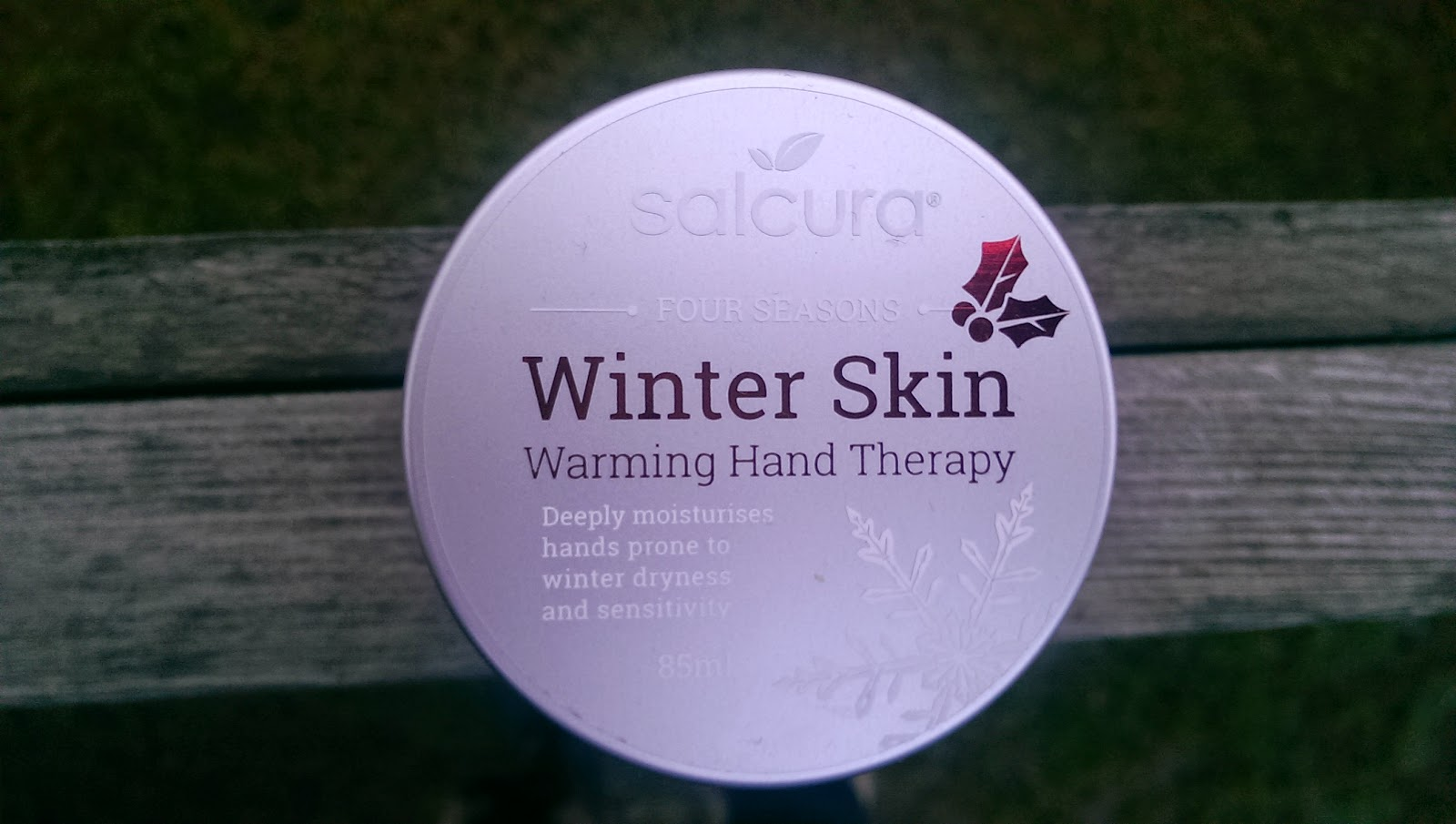 Salcura Four Seasons Winter Skin Warming Hand Therapy