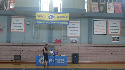 Yokota Panthers Banner | Printed by Banners.com