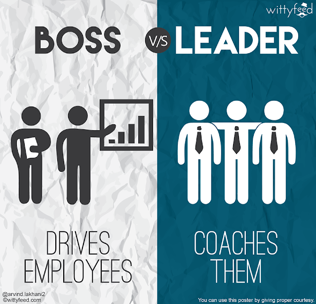 2-BOSS-drive-employees+LEADER-coaches-them