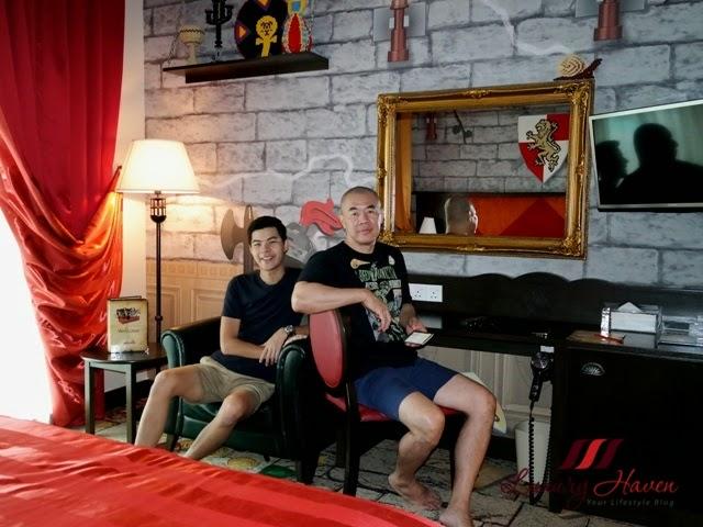 legoland hotel malaysia premium kingdom room review