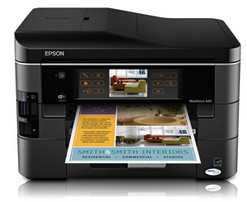 Epson WorkForce 845 Driver Download - Windows, Mac